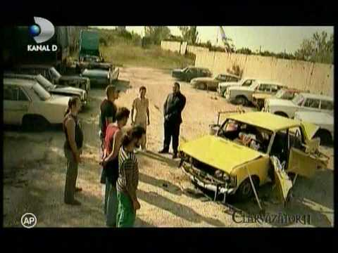 CLARVAZATORII - Ep 8/10 - Exp 17 - Masina lovita - Mircea Iorga