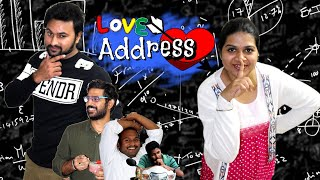 Love address |part-2 |Telugu short film|Shiva.B|Aditya|Surya sri|kanthi|thirumal - YOUTUBE
