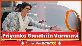 Priyanka Gandhi In Varanasi: BJP, PM Narendra Modi Has Destroyed All Institutions - NEWSXLIVE