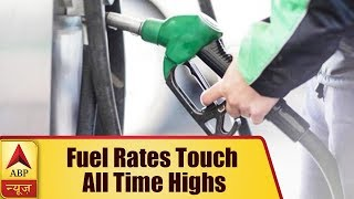 Rate of Petrol, Diesel in different cities after the price reaches all-time highs - ABPNEWSTV