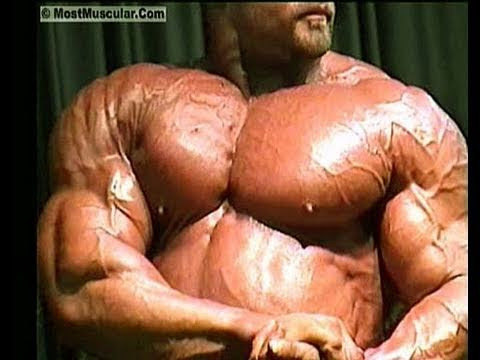 2011 Arnold Classic bodybuilding winner Branch Warren retrospect