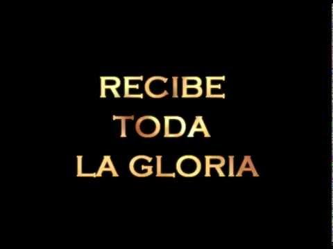Recibe toda la Gloria con letra | Amistad de Puebla