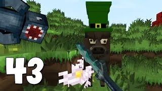watch the youtube video Minecraft - Attack Of The B Team - Starting A Farm! [43]