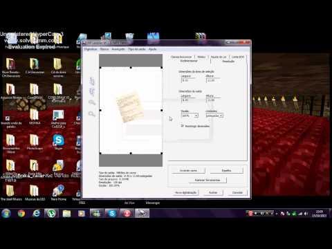 Como escanear documentos na impressora LaserJet M1132 MFP Windows 7.