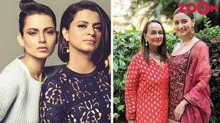 Kangana Ranaut's sister Rangoli SLAMS Alia Bhatt & Soni Razdan calls them 'non-Indians' - ZOOMDEKHO