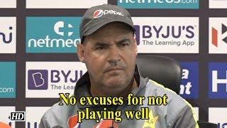 Asia Cup 2018 | Pakistan coach blames batsmen for loss against India - IANSINDIA