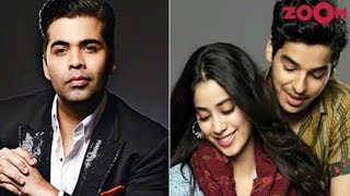 Karan Johar To CAST Ishaan Khatter And Janhvi Kapoor For Next Film? | Bollywood News - ZOOMDEKHO