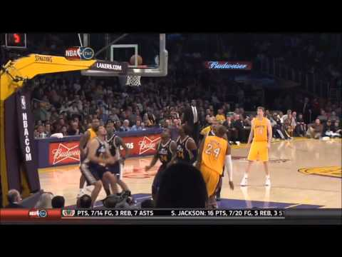 Kobe Bryant 2012-All of the lights (HD)