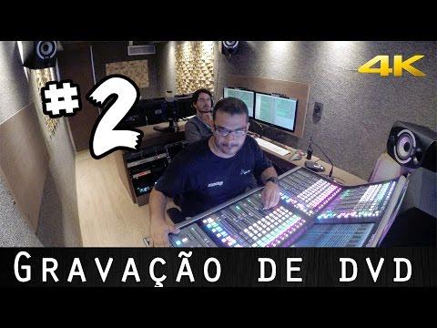 Gravação de DVD  |  Diário ÁudioRepórter #2