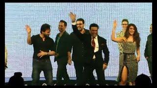 Happy Ending music launch: Govinda, Saif shake a leg - IANSINDIA