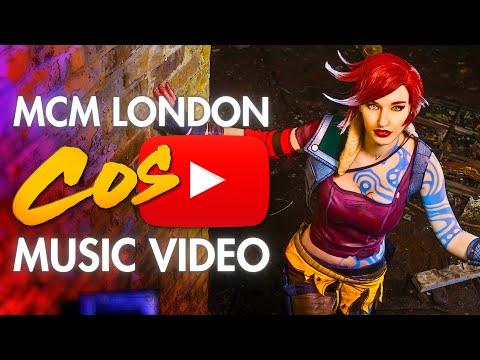 London Comic Con - May 2013 - Cosplay Music Video