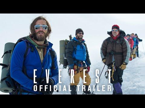 "Zwiastun filmu ""Everest""."