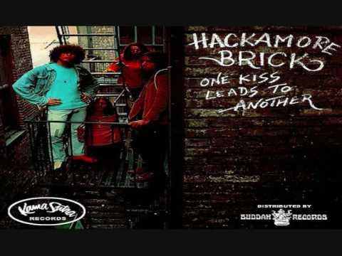 Hackamore brick -Zip Gun Woman