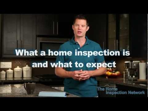 What is a home inspection and what can you expect? by The Home Inspection Network