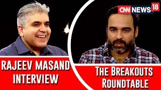 The Breakouts Roundtable 2018 with Rajeev Masand - IBNLIVE