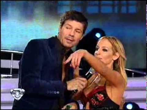 Showmatch 2010 - Insólito: Jimena bailó el adagio borracha