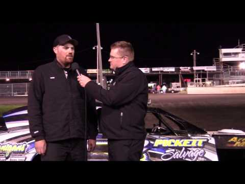 Randy Roberts Sport Mod Feature winner 06/01/13