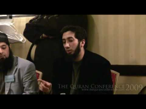 Nouman Ali Khan - The Ulul Albab [Part 4/4]