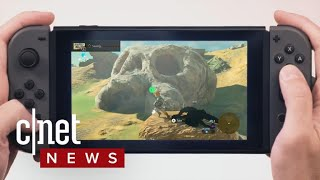 Nintendo Switch update 4.0 adds video capture - CNETTV