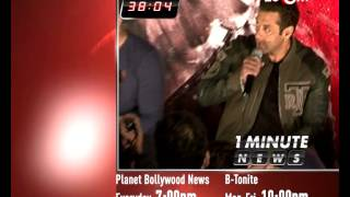 Bollywood News in 1 minute 19/12/13 : Salman Khan, Katrina Kaif, A R Rahman and others - ZOOMDEKHO