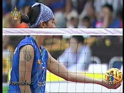 Thailand Vs Vietnam''Women Final''2011 Sepak Takraw World Championship Part 2