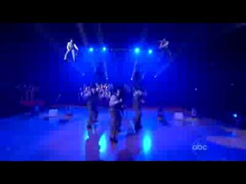 Jabbawockeez - Dancing With The Stars