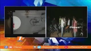 నిజామాబాద్ జిల్లాలో కిడ్నాప్ కలకలం, చిన్నారిని ఎత్తుకెళ్లిన గుర్తుతెలియని మహిళ   Nizamabad   iNews - INEWS