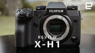 Fujifilm X-H1 mirrorless camera Review - ENGADGET