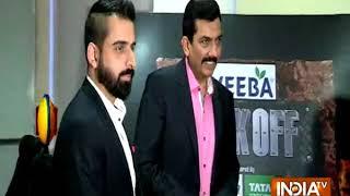 Celebrity Chef Sanjeev Kapoor's new show - INDIATV