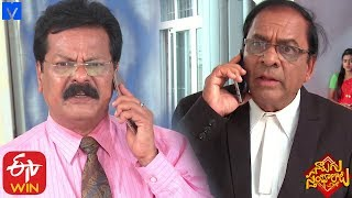 Naalugu Sthambalata Serial Promo - 23rd January 2020 - Naalugu Sthambalata Telugu Serial - MALLEMALATV