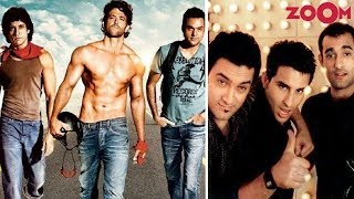 Top 5 Bollywood Films On Friendship   Fukrey   ZNMD   3 Idiots And More - ZOOMDEKHO