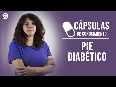Cápsula de conocimiento: Pie diabético Romina Venegas