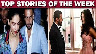 Deepika & Ranveer Spotted With Yuvraj | Salman's Candid Picture From 'Tiger Zinda Hai' Sets & More