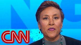 Robin Roberts to Omarosa: Bye, Felicia - CNN