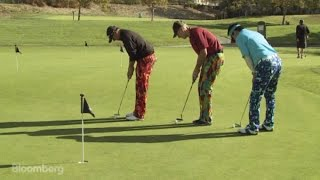 The Most Outrageous Golf Clothes You Can Buy - BLOOMBERG