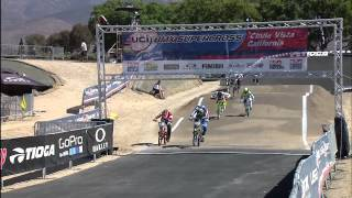 Chase Bicycles UCI BMX SuperCross Wrap Up Chula Vista, CA