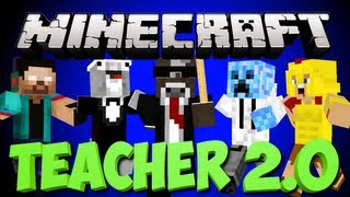 Minecraft TEACHER 2.0 Minigame