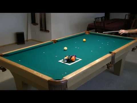 Safety Drill - from Vol-III of the Billiard University instructional DVD series