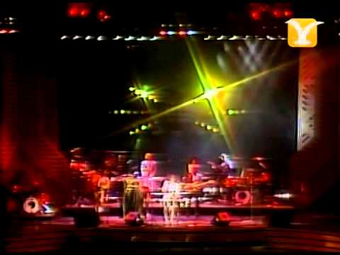 Sheila E, Festival de #ViñadelMar 1986