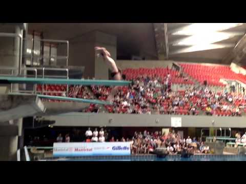 2012 Olympic Trials - Diving - Men's 3M Finals