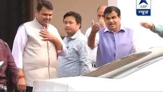 BJP offers 12 minister portfolios to Sena: Sources - ABPNEWSTV