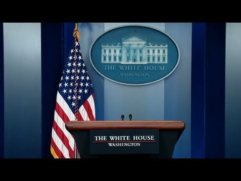 A Statement From the Briefing Room
