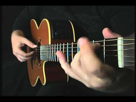 Greensleeves - Igor Presnyakov - acoustic guitar