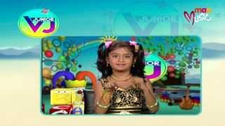 Junior Vj Episode 84 : Keenisha - MAAMUSIC