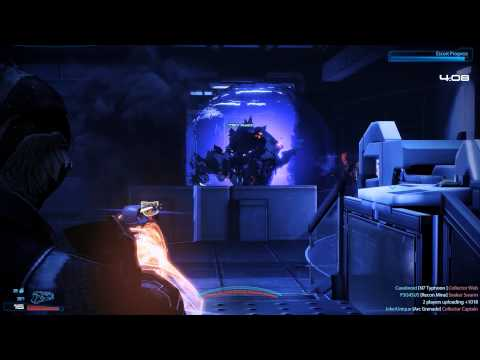 ME3 Multiplayer - Gold/Glacier Hazard/Collector/Drell Assassin
