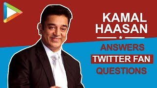 """Kamal Haasan: """"Honesty may not be the best policy always BUT..."""" - HUNGAMA"""
