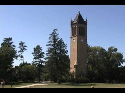 "VIDEO: Lady Gaga's ""Bad Romance"" Played on the Iowa State University Carillon"