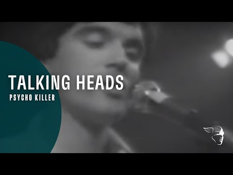 Talking Heads live