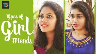 Types Of Girl Friends - Telugu Comedy Short Films 2018 - Thopudu Bandi - YOUTUBE