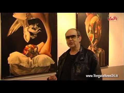 Vergato Arte e Artisti - Omaggio a Giuseppe Bartolomei di Mario Ambrosini